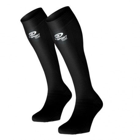 compression socks booster elite black